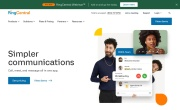 Ringcentral: Virtual Phone And Fax thumbshot logo