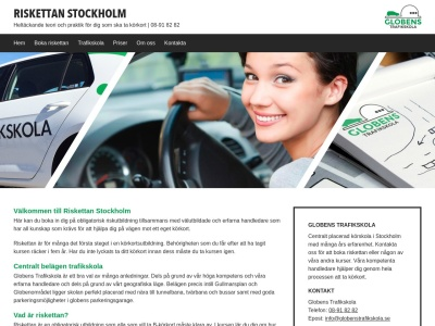 www.riskettanstockholm.nu