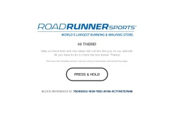 Road Runner Sports screenshot