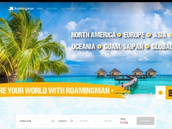 Roaming Man screenshot