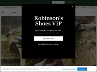 Robinson\'s Shoes
