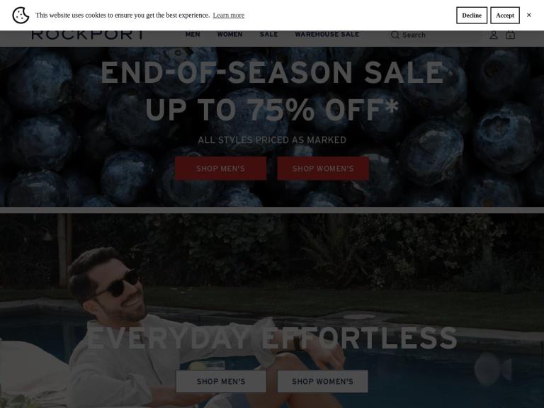 Rockport screenshot
