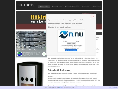 www.rokfriakaminer.n.nu