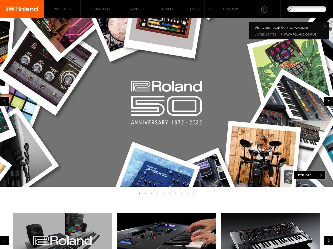 Roland JC-01 | Bluetooth Audio Speakerのスクリーンショット
