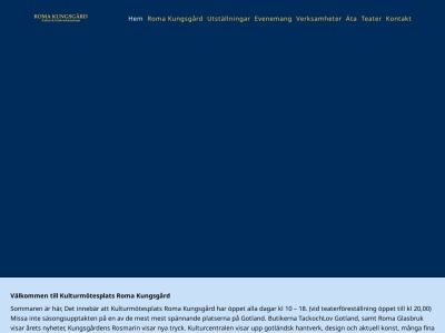 www.romakungsgard.se