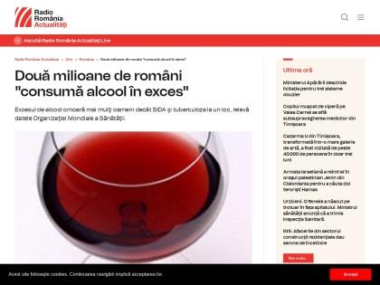 http://www.romania-actualitati.ro/doua_milioane_de_romani_consuma_alcool_in_exces-50683