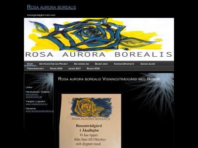 www.rosaauroraborealis.se
