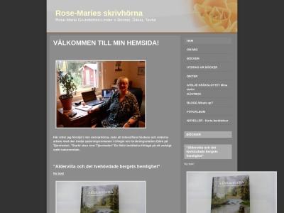 www.rosemariegrundstromlinder.n.nu