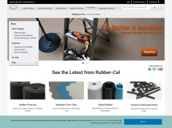 Street Sweeper Parts - Rubber-Cal