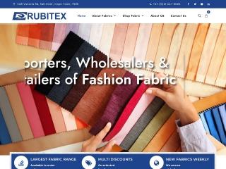 Screenshot for rubitex.co.za