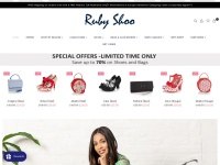 Ruby Shoo Fast Coupon & Promo Codes
