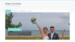 www.ruegen-hochzeit.de Vorschau, Rügen Hochzeit