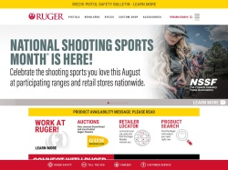 Ruger coupon codes April 2018