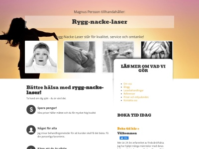 www.ryggnackelaser.n.nu