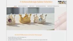 www.s-schmuckdesign.com Vorschau, S-schmuckdesign