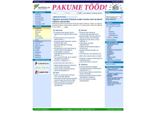 Screenshot for saarlane.ee