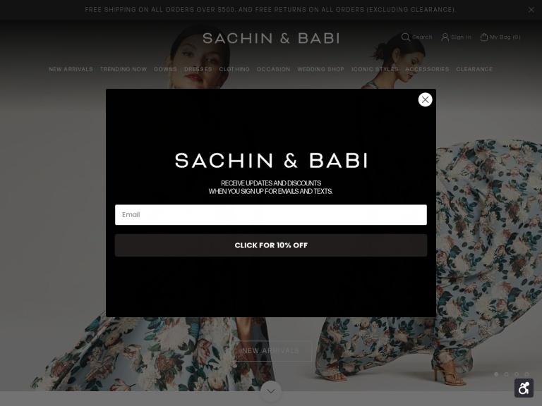Sachin and Babi screenshot