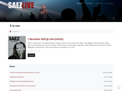 http://www.saezlive.net