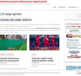 Prodotti di rivestimento e di protezioni sportive antitrauma realizzati in gomma antitrauma e antiurto