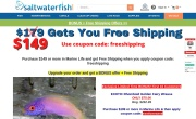 Saltwaterfish.com thumbshot logo