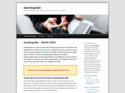 www.samlingslan.nu