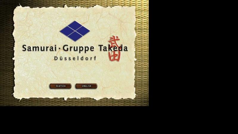 www.samurai.de Vorschau, Samurai-Gruppe Takeda