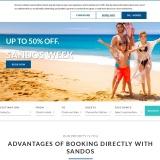 Up to 30% off at Sandos Hotels and Resorts