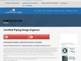 Piping Design Course in India