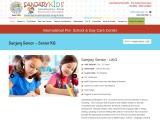 Certified Pre School Teacher course
