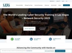 SANS Security Training