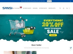 SANSI LED LIGHTING INC. screenshot