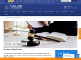 Top and Best Law College in India
