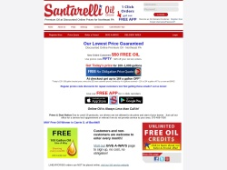 Santarellioilonline coupon codes January 2019