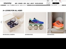 http://www.saucony.com coupon and discount codes