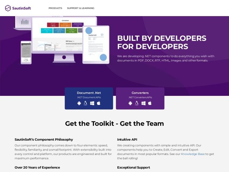 SautinSoft Coupon Codes screenshot