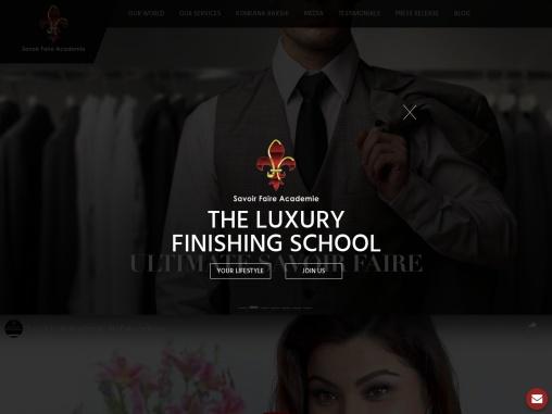 Best Finishing School in Mumbai