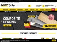 Savoy Timber Fast Coupon & Promo Codes