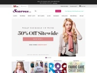 Scarves.com Fast Coupon & Promo Codes