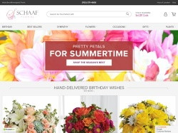 Schaaffloral coupon codes January 2019