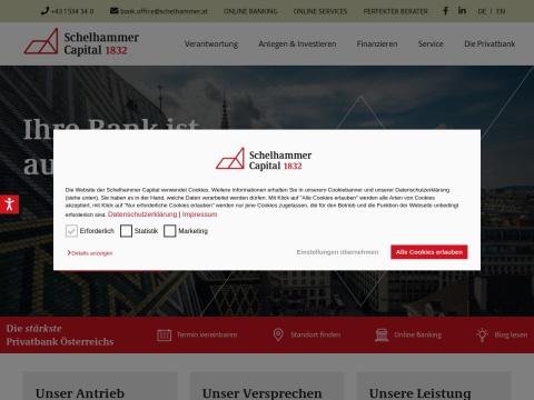 Bankhaus Schelhammer & Schattera