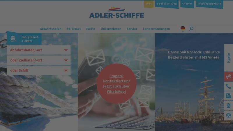 www.schiffstrauung.de Vorschau, Heiraten auf See