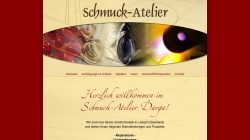 www.schmuckdesign-saar.de Vorschau, Schmuck-Art: Schmuckdesign, Silber- & Goldschmuck, Edelsteine & Perlen