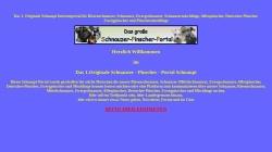 www.schnauzer-portal.de Vorschau, Schnauzer Pinscher Portal