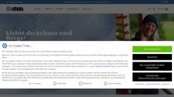www.schneeverliebt.de Vorschau, schneeverliebt