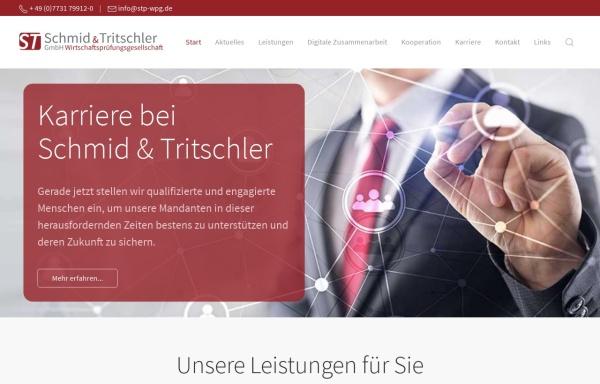 Vorschau von www.schnur-schmid.de, Schnur & Schmid - Wirtschaftsprüfer und Steuerberater