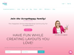 Scraphappy coupon codes January 2018