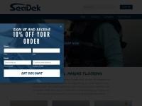 Seadek Coupon Codes & Discounts