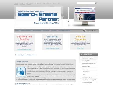 http://www.searchenginepartner.com/
