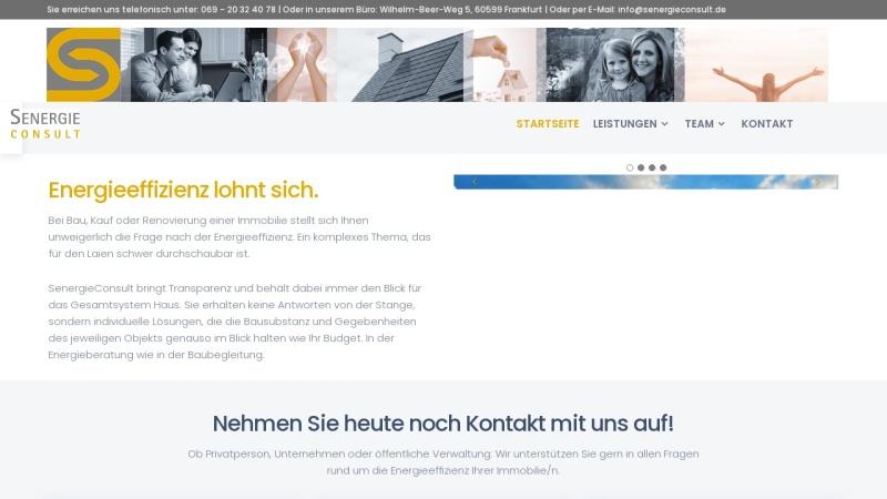 www.senergieconsult.de Vorschau, Sennewald, Jörg