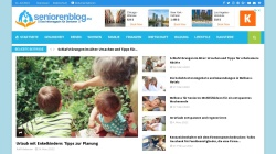 www.seniorenblog.eu Vorschau, Seniorenblog von Michaela-Martina Strohmayer